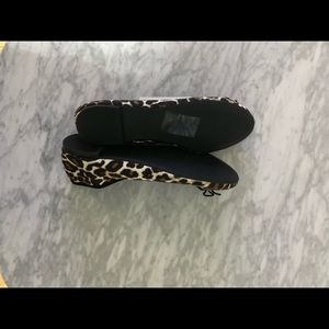 H&M Shoes - New H&M Leopard Ballerina Flats